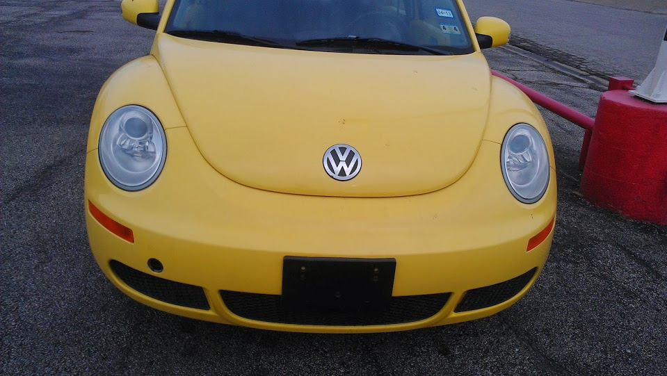 Yellow Beetle After 2